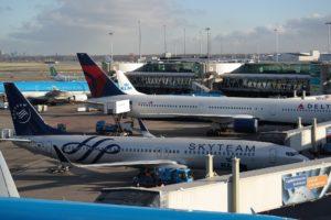 Direktflüge ab Amsterdam