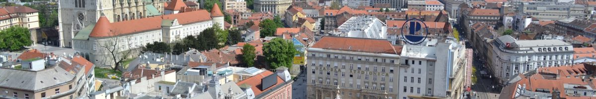 Direktflug nach Zagreb / Kroatien